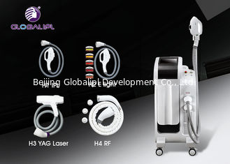 4h Yag Ipl E Light Hair Removal Machine White Ipl Equipment Skin Rejuvenation