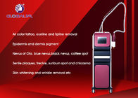 Portable ND YAG Laser Machine Pigment Removal With Honeycomb Head / Trolley