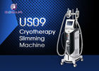 4 Handles 1000w Cryolipolysis Slimming Machine / 1-15J Vacuum Slimming Machine