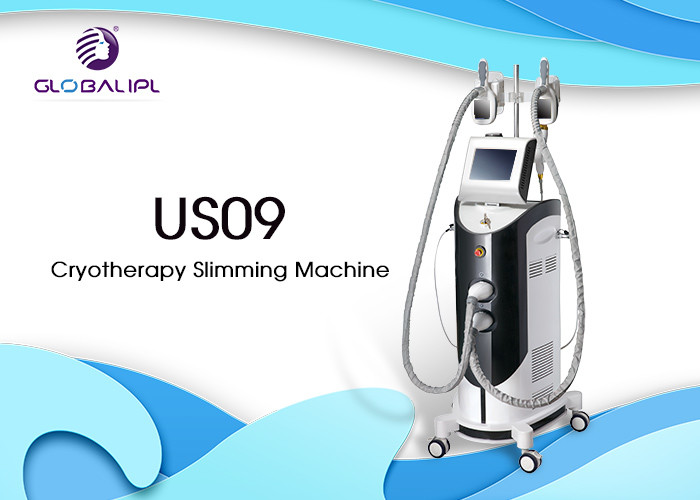 Cryolipolysis Body Slimming Machine , RF Slimming Weight Loss Machine