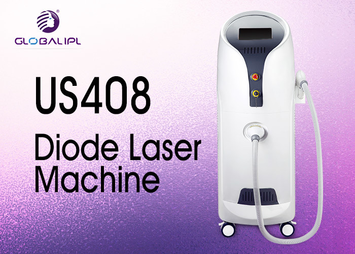 1064nm Diode Laser Hair Removal Machine Permanent Pain Free For Salon